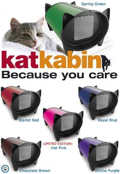 Brinsea KatKabin Outdoor Cat House