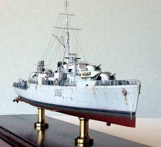 HMS Starling Model