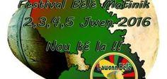 Bèlè Djouba Festival 2016 Vous aussi intégrez vos événements dans l'Agenda des Sorties de www.bellemartinique.com C'est GRATUIT !  #martinique #concert #agenda #sortie #soiree #Antilles #domtom #outremer