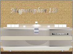 MAGNETOPHON K122 TFK