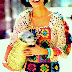 INSTANT DOWNLOAD PDF Vintage Crochet by PastPerfectPatterns, £1.95