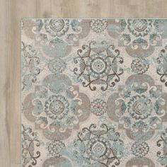 Image result for beige grey teal striped rug