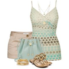 A fashion look from April 2015 featuring Talula, tory burch shoes and purses crossbody. Browse and shop related looks. Cute Summer Outfits, Short Outfits, Pretty Outfits, Cool Outfits, Casual Outfits, Fashion Outfits, Womens Fashion, Fashion Trends, Looks Style