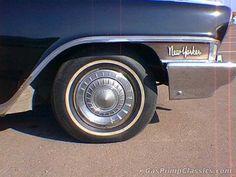 '62 New Yorker station wagon