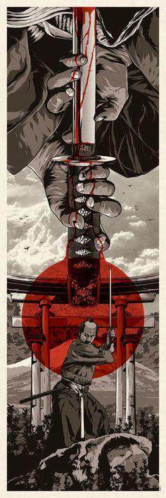 Artist: Anthony Petrie (US) >> #Yellowmenace: The creations of 40 brilliant artists; traditional & historically accurate samurai, pop remixed ronin, sci-fi shizoku, sexy onna-bugeisha & abstract bushi.- http://yellowmenace8.blogspot.com/2015/05/art-samurai-inspired.html