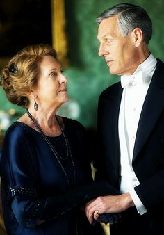 Two of my favorite Downton Characters