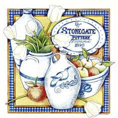 Stonegate Pottery by Beth Yarbrough