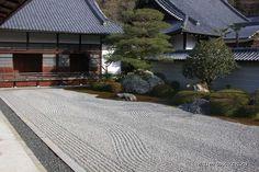 https://flic.kr/p/6umyEB | Kyoto Zen Garden | Japan, Kyoto - Zen garden at one of the ancient houses in Kyoto.