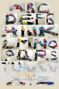Do this with students, take pics, print several of each letter, and have students use to spell words during Daily 5 Word Work!