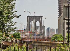 New York 1976 brooklyn bridge - Google Search