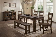 Cardi s Furniture 6pc Diningroom COLLECTIONS