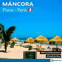 Playa de Mancora, Piura, PERU