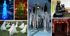 Check out the best Halloween outdoor decoration ideas here!