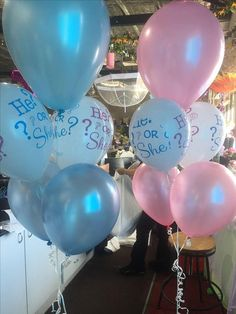"""Welcome New Baby 11/"""" Gender Reveal Latex Party Decor Balloons Assorted 1-100ct"""