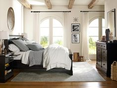 Bedroom Design Inspiration & Bedroom Décor Inspiration | Pottery Barn Need Bedroom Decorating Ideas? Go to Centophobe.com