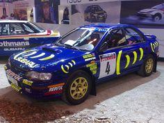 The real thing. Subaru Wrc, Wrx, Rally, Motors