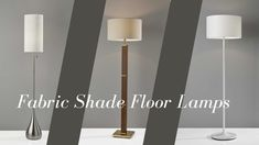 Modern Floor Lamps Fabric Shade Style   Winding Willows Furniture Willow Furniture, Modern Floor Lamps, Fabric Shades, Sconces, Wall Lights, Flooring, Stuff To Buy, House, Ideas