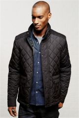 Quilted Jacket - Next