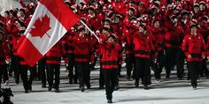 What an army we brought to Sochi Go Canada! Hayley Wickenheiser, Meanwhile In Canada, Immigration Canada, Olympics Opening Ceremony, Canadian Girls, Canada 150, Olympic Athletes, Winter Olympics, Girls Out