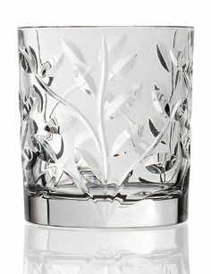 Lorenzo Rcr Crystal Laurus Double Old Fashion Glass, Set of 6 by Lorenzo Import, LLC. $39.22. Hand wash or dishwasher safe. Made in italy. Material: crystal. 6 glasses. Holds 10 ounces. RCR Crystal Laurus Collection set of 6 Double Old Fashioned Glasses.  Made in Florence Italy.  Holds 10 ounces.