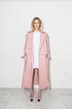 light pink tones all season long