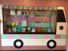 Oakley Ice Cream Truck