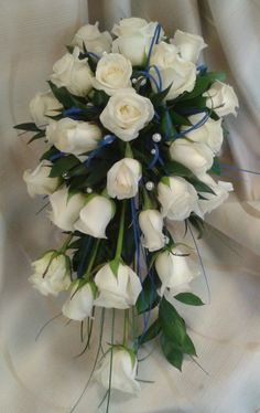 We Hope you enjoy looking at our Shower bouquet styles, we have a very large collection! All our bouquets are individually designed for the brides exact scheme and measurements, which is the most. Cascading Wedding Bouquets, Summer Wedding Bouquets, Wedding Flower Arrangements, Bride Bouquets, Bridal Flowers, Flower Bouquet Wedding, Floral Bouquets, Wedding Decorations, Wedding Centerpieces