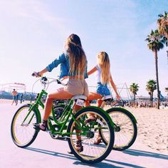 #girl, #beach, and friends image