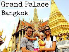 What it's like to visit the Grand Palace in Bangkok: http://www.ytravelblog.com/grand-palace-bangkok/