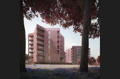 Mary Duggan Architects' Lion Green Road scheme in Croydon