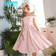 I found some amazing stuff, open it to learn more! Don't wait:https://m.dhgate.com/product/a-line-pink-short-prom-dresses-2016-satin/392660811.html