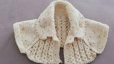 Cardigan Design, Knitting Videos, Baby Cardigan, Baby Knitting, Knitting Patterns, Crochet, Dresses, Youtube, Mary