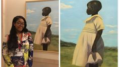 By: Victor Trammell An 18-year-old black female artist from Brooklyn, New York…
