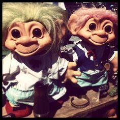 Thomas Dam trolls
