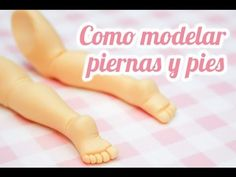 ▶ como modelar piernas y pies perfectos - YouTube