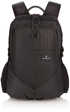 BUY NOW Victorinox Luggage Altmont 3.0 Deluxe Laptop Backpack, Black, One Size Designed for the multi-tasker, this dual-compartment backpack contains both a