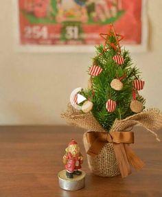 Premier DEL Mini Arbre de Noël Path Lights Lot de 6-Outdoor Décorations Blanc