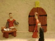 Short claymation account of Martin Luther and his posting of the 95 Theses on the Wittenburg Church door as well as Luther's decision to burn the Papal Bull.