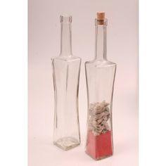 Sticla 500 ml Grand Quadra | Sticle cadou marturii nunta | Sticle alcool pt nunta Carafe, Handmade, Alcohol, Hand Made, Decanter, Craft, Handarbeit
