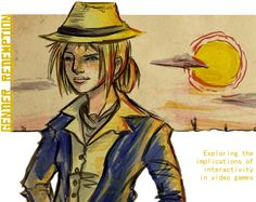 Exploring how male-centric narratives in video games affect the female player base in both participation and experience, this Tumblr takes the authors own experience and adds to others that have been submitted from the community. Looking specifically at games set in the West, mainly Red Dead Redemption, the blog uses questionnaire data and research to support claims.