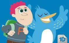Peter y Twitter - Educación para la convivencia y la ciudadanía digital - Ciberconvivencia, Privacidad, Seguridad, Legalidad e Igualdad