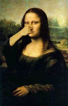 Stinky Mona ...