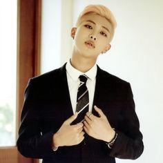Kim Nam Joon #BTS 김남준 aka Rap Monster