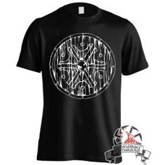 Koszulka Symbol Peruna Tarcza - Czarna