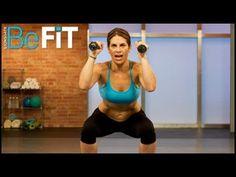 Jillian Michaels: No More Trouble Zones- Complete Workout - YouTube