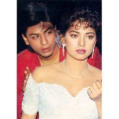 Shah Rukh Khan and Juhi Chawla - Darr (1993)