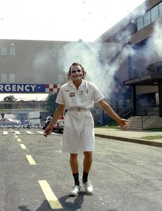 "Heath Ledger (April 4, 1979 - January 22, 2008) as The Joker in ""The Dark Knight"", 2008. #actor"