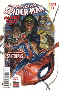 Amazing Spider-Man #1.1 Marvel Comics (2015)