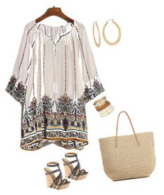 """1"" by noryspmuniz ❤ liked on Polyvore featuring WithChic, Chico's and Fragments"