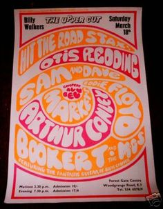 Stax: Otis Redding, Sam and Dave, Eddie Floyd, Booker T. and the MGs, Arthur Conley,